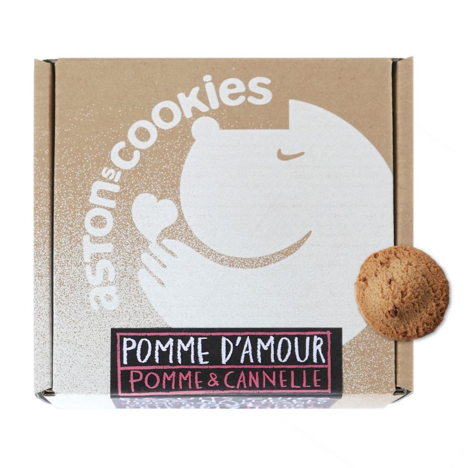 "BISCUIT CHIC ""POMME D'AMOUR"""