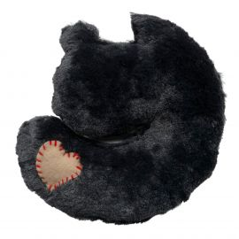 Soft toy Aston - black