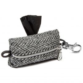 Doggy-Do-Bag Fishbone black